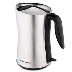 Hamilton Beach, HB 8 Cup Electric Kettle (Catalog Category: Kitchen & Housewares / Coffee Makers)