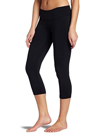 Calvin Klein Performance Women's Crop Legging, Black, X-Small