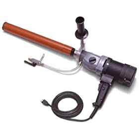 MK-130/3 3-Speed Hand Held Wet Core Drill