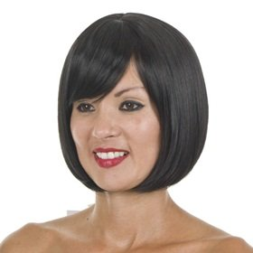 Black Bob Hairstyle Wig From Hair By Misstresses