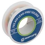Lead-free solder, 1.0mmÃ, 50g, 7.5m reel (Product Code: 52849 P703.450)