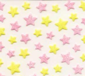bibi deco ネイルシール biー64 星 Y P