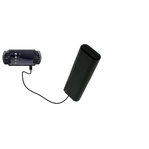 Tragbares Notfall-Batterieladeger&#228;t AA f&#252;r Sony PSP-3001 Playstation Portable Slim Mit TipExchange Technologie