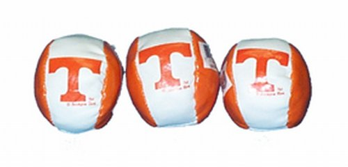 "NCAA Tennessee Volunteers Hacky Sack Ball ""T"" - 1"