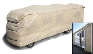 Deluxe RV Cover fit 24'-28' Class