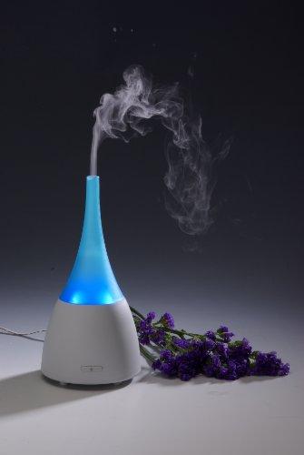 ZAQ.COM ZAQ Allay LiteMist Aromatherapy Essential Oil Diffuser (Blue)