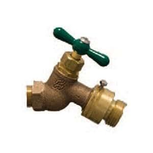 Proflo Pf110fbfpc 3 4 Hose Bibb With Backflow Preventer Not For Potable Water