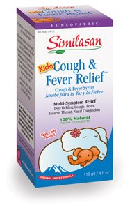 Similason enfants toux et fièvre ReliefTM 4 oz
