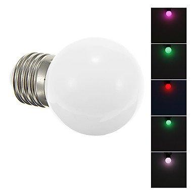 Rayshop - E27 3W Integrate Rgb Light Led Globe Bulb(100-250V)