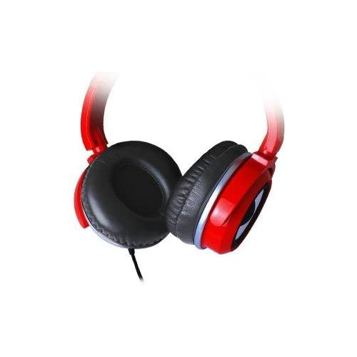 ZHP-005R X2 Hybrid Headphones Redの写真04。おしゃれなヘッドホンをおすすめ-HEADMAN(ヘッドマン)-