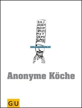 Buch Anonyme Köche von Foodblogger Claudio Del Principe
