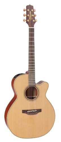 Takamine Pro Series 3 P3Nc Nex Body Acoustic Electric Guitar With Case