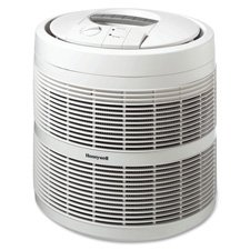"Air Purifier,HEPA,Up to 390 Sq Ft. ,18""x18""x19-9/16"",WE"