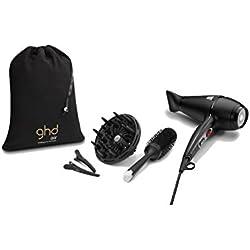 ghd - Secador y accesorios, negro