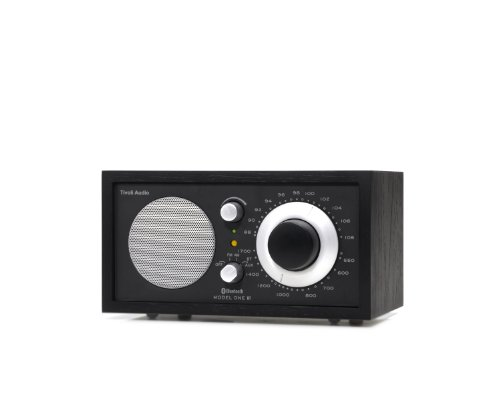 Tivoli Audio M1BTBBS Model One BT Bluetooth AM/FM Radio (Black Ash/Black Silver) (Tivoli Model One compare prices)