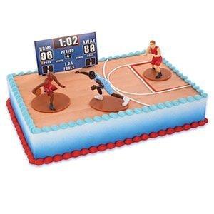 Cake Decorating Toy Kits : Amazon.com: Basketball Cake Decorating Kit: Toys & Games