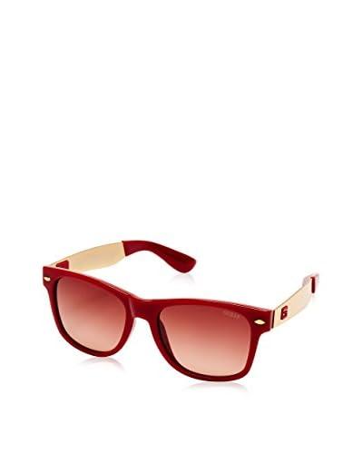 GUESS Gafas de Sol 6833 (55 mm) Burdeos