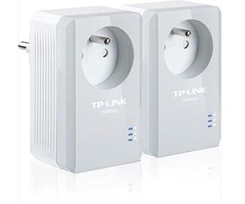 CPL TP-LINK TL-PA4025PKIT 500Mbps avec prise électrique - Kit de 2