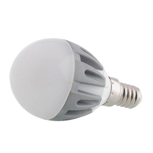 {Factory Direct Sale} (Pack Of 10) E14 G45 Base 6W 18 Led 2835 Smd Warm White Spotlight Spot Light Bulb Lamp Ac 220V 3500K 270Lm