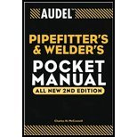 img - for Audel Pipefitter's & Welder's Pocket Manual (03) by McConnell, Charles N [Paperback (2003)] book / textbook / text book