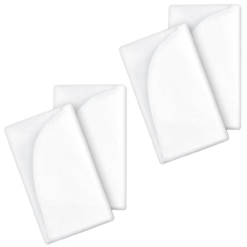 Baby Delight Snuggle Nest Surround Sheet, 4 Pack