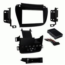 Metra Dodge Journey 2011-Up Mounting Kit With 4.3 Screen Black Dodge Journey 2011-Up Mounting Kit With 4.3 Screen Black
