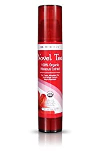 Novel Tea: 100% Organic Hibiscus Extract 54mL