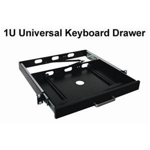 New 1U Universal Keyboard Drawer (Input Devices)