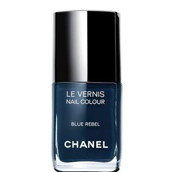 Chanel Le Vernis Rebel Blue Les Jeans de Chanel Nail Polish