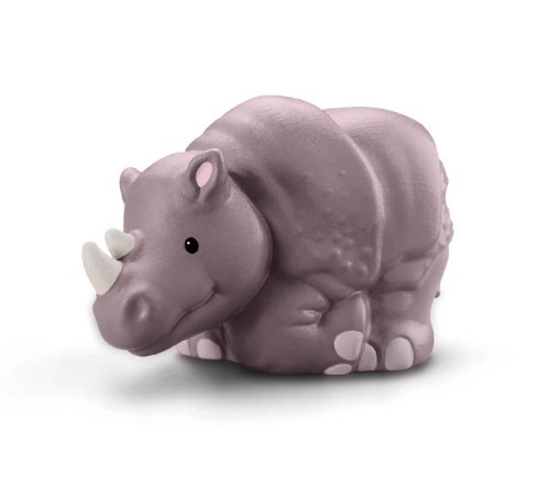 Fisher Price Little People Zoo Talkers - Rhinoceros