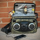 Chillin iPod Ready Radio Cooler, Camo from HomeWetBar