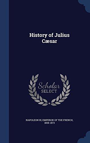 History of Julius Cæsar