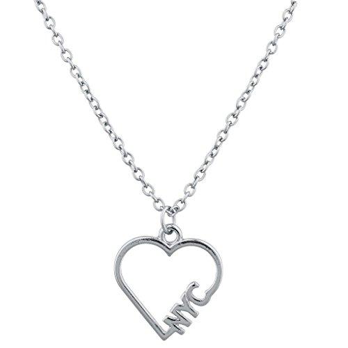 lux-accessori-con-i-cuore-nyc-new-york-city-open-cuore-ciondolo-collana