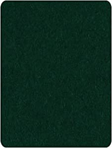 Championship invitational 8 39 dark green pool - Pool table green felt ...