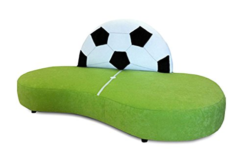 Couch Kind WM-Star Spielwiese Fußball Kuschelsofa Kinderzimmer gepolstert KINIC online kaufen