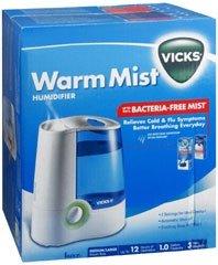 Vicks V745-A Warm Mist Humidifier (Humidifier V745a compare prices)