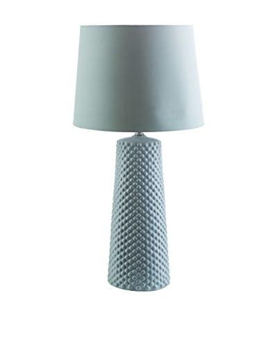 Surya Wesley Table Lamp, Blue