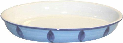 Caleca Bluemoon medium oval baking dish