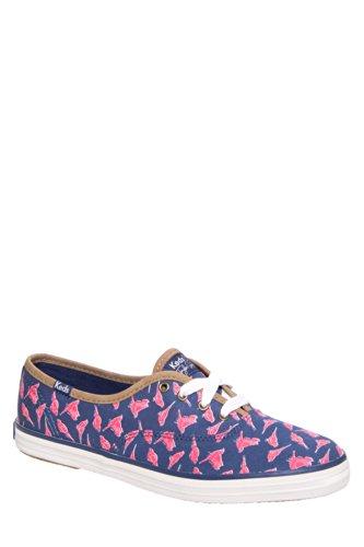 Keds Women's Taylor Swift Retro Finch Low Top Sneaker