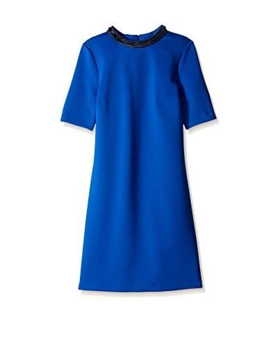 Marc New York Women's Embellished Scuba Knit Dress