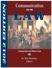 Communication and the Law 2012