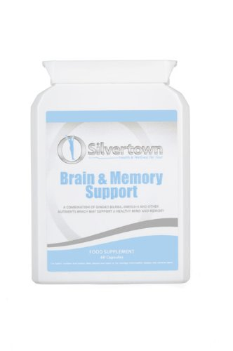 Brain & Memory Support - 60 Capsules