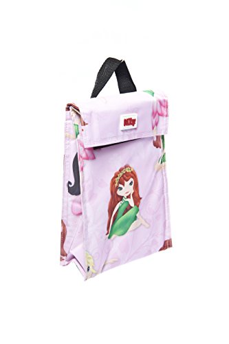 NUBY Insulated Lunch Bag, Flower Girl
