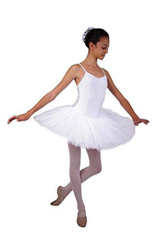 Ballett Tutu Erwachsene, 5 lagig (Plateau)