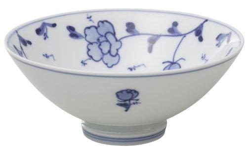 有田焼 匠の蔵 口福(こうふく)なお茶漬け碗シリーズ 碗 (小) 花づくし T7142