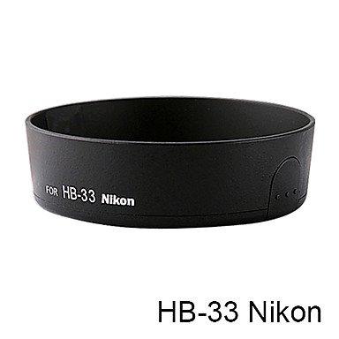Hb-33 Nikon Lens Hood (Bayonet Mount) Petal Crown Flower Shape(Cca123)