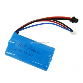 Battery for UDI U12 and U12A RC Helicopter 1 piece
