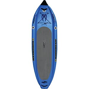 Badfish MCIT Inflatable Stand-Up Paddleboard One Color, 9ft by Boardworks