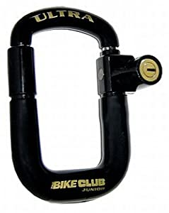 ultra bike club anti theft lock bike u locks sports outdoors. Black Bedroom Furniture Sets. Home Design Ideas