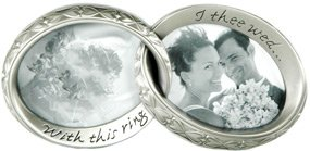 Double Wedding Ring Picture Frames